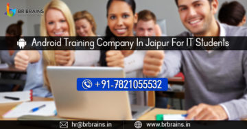Android-Training-in-Jaipur for IT Students