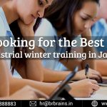 Looking for the Best IT Industrial winter training in Jaipur