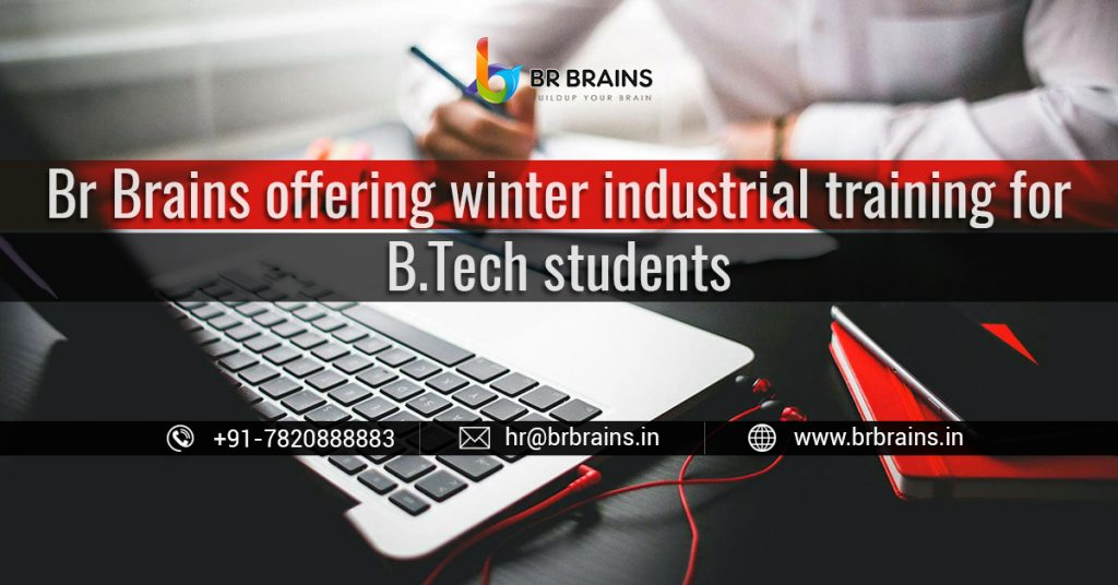 Winter Industrial Training in Jaipur For B Tech/MCA/CS Students