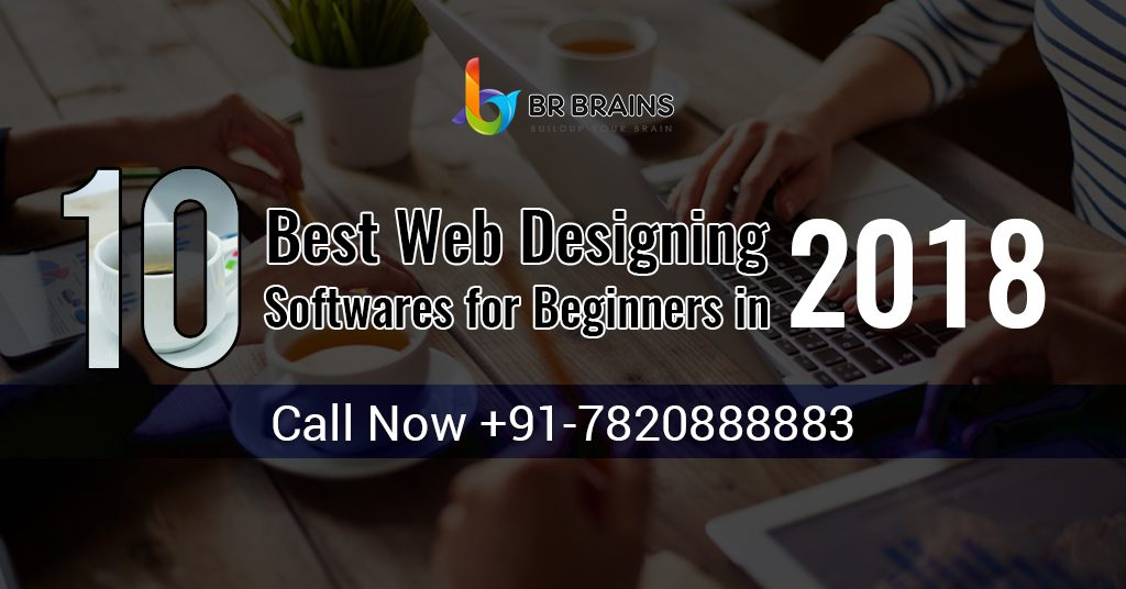 10 Best Web Designing Softwares for Beginners in 2018