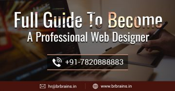 Full Guide To Become A Professional Web Designer
