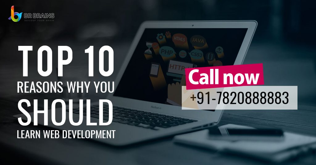 Top 10 Reasons Why You Should Learn Web Development