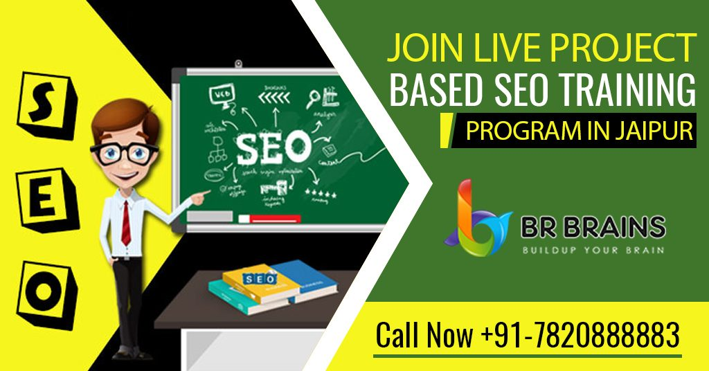 Join Live project Based SEO Training Program in Jaipur