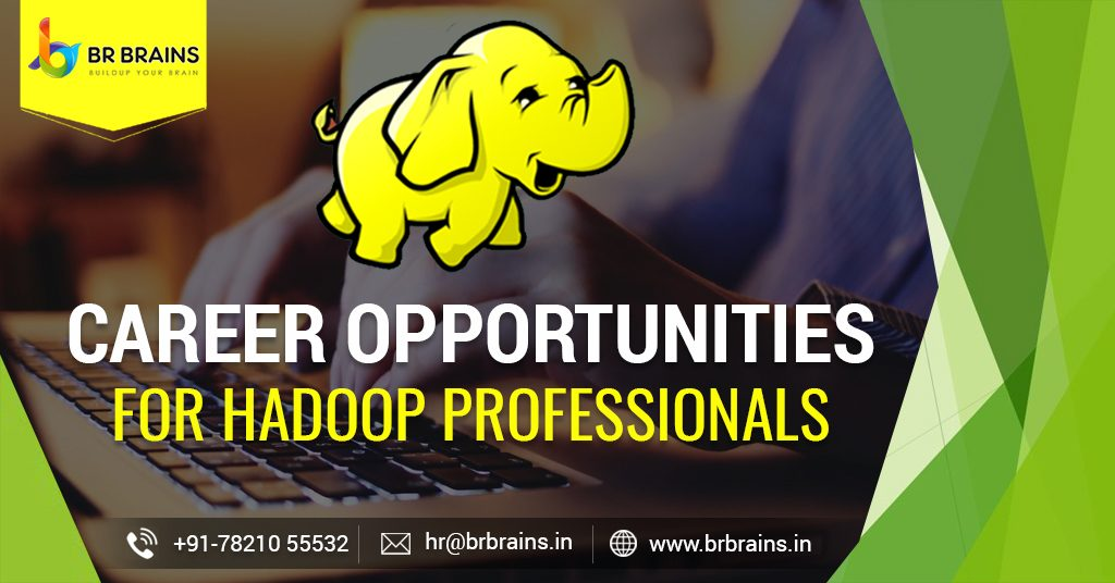 Career Opportunities for Hadoop Professionals