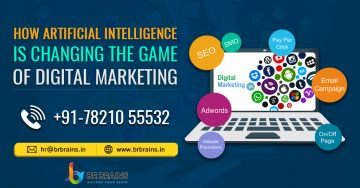 How Artificial Intelligence is Changing the Game of Digital Marketing