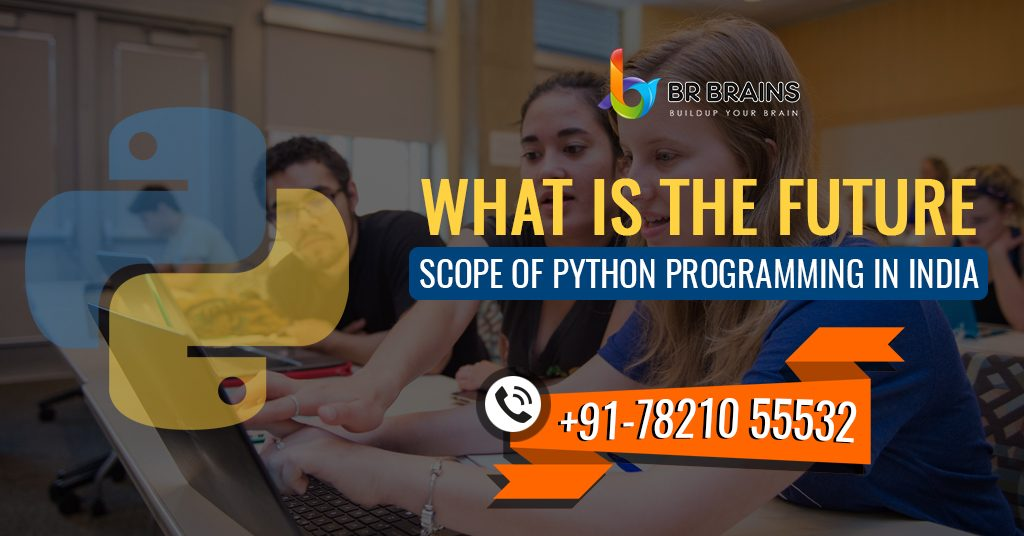 What Is The Future Scope Of Python Programming in India