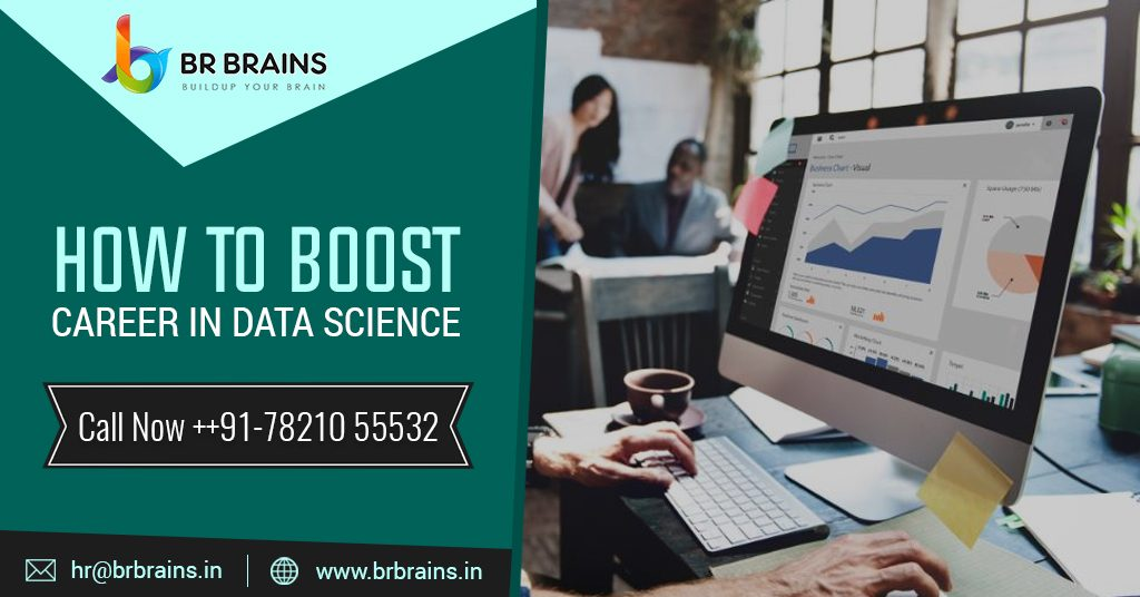 How to boost career in data science