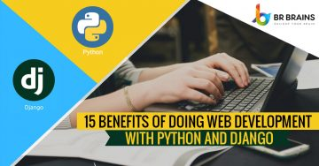 15 Benefits of Doing Web Development with Python and Django