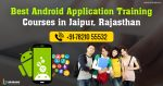 Best Android Application Training Courses