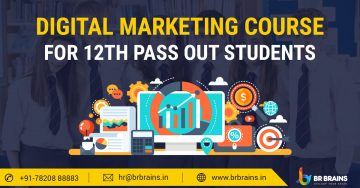 Digital Marketing Course for 12th Pass out Students
