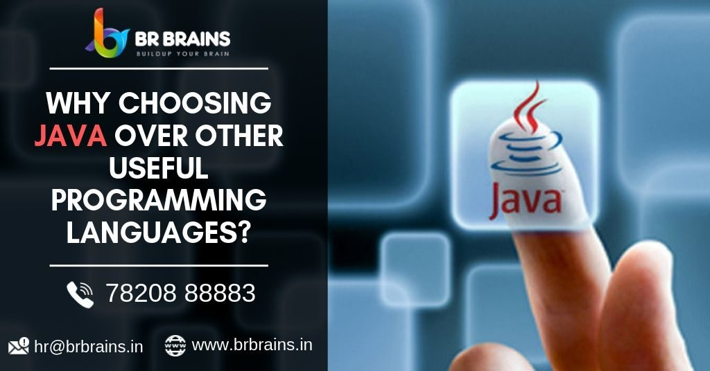 Why Choosing Java Over Other Useful Programming Languages_